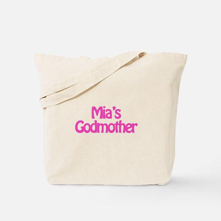Mia's Godmother Tote Bag