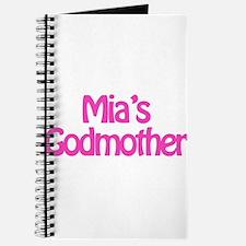Mia's Godmother Journal