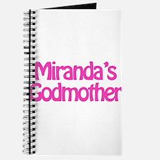 Miranda's Godmother Journal