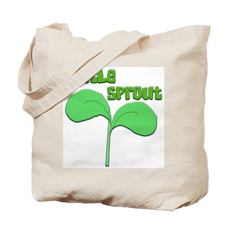 """""""LITTLE SPROUT"""" Tote Bag"""
