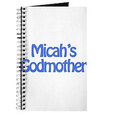 Micah's Godmother Journal