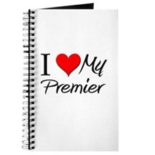 I Heart My Premier Journal