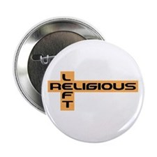 "Religious Left 2.25"" Button"
