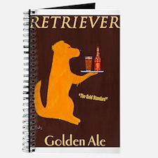 Retriever Golden Ale Journal