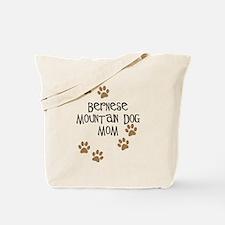 Bernese Mt. Dog Mom Tote Bag