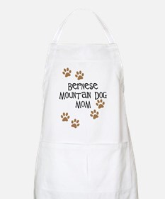 Bernese Mt. Dog Mom BBQ Apron