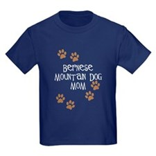 Bernese Mt. Dog Mom T