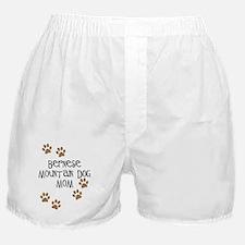 Bernese Mt. Dog Mom Boxer Shorts