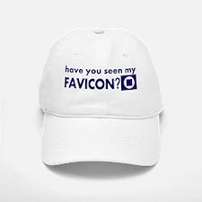 favicon t-shirt Baseball Baseball Cap