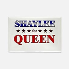 SHAYLEE for queen Rectangle Magnet