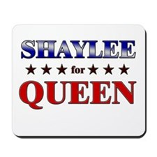 SHAYLEE for queen Mousepad