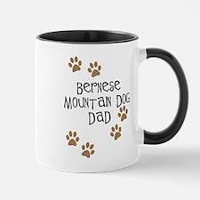 Bernese Mt. Dog Dad Mug