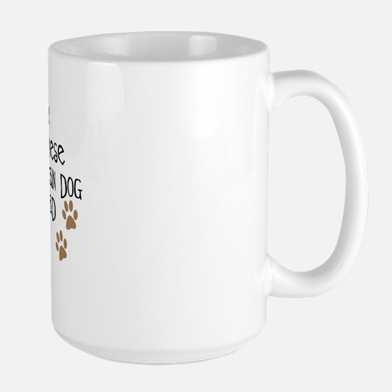 Bernese Mt. Dog Dad Large Mug