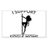I support single moms 10 Pack