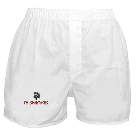 I'm Spartacus Boxer Shorts