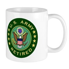 Command Sergeant Major <BR>Army Retired Mug