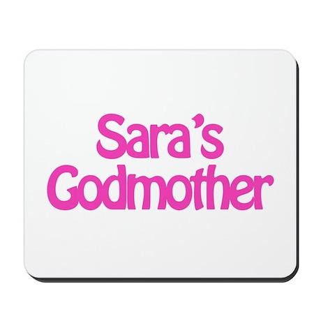 Sara's Godmother Mousepad