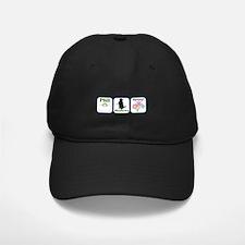 Phil, Shadows, Spring Baseball Hat