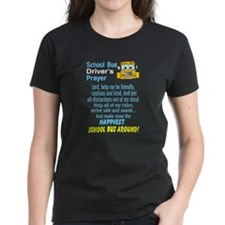 Funny Yellow bus Tee