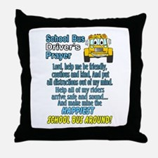 Cute Occupations Throw Pillow