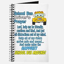 Cute Bus driver Journal