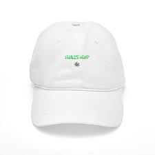 """Legalize Hemp"" Baseball Cap"