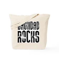 Baghdad Rocks Tote Bag