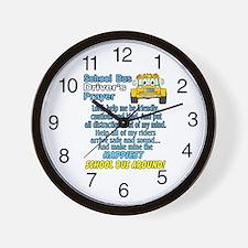Art in school Wall Clock