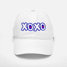 """XOXO"" Baseball Baseball Cap"