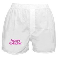 Aubrey's Godmother Boxer Shorts