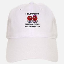 """Support Stem Cells"" Baseball Baseball Cap"