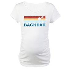 Retro Palm Tree Baghdad Shirt
