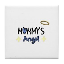 LITTLE ANGEL Tile Coaster