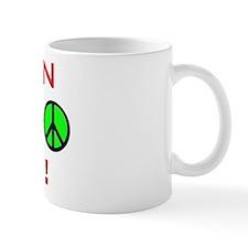 Green Peas, Green Peace Mug