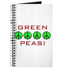 Green Peas, Green Peace Journal