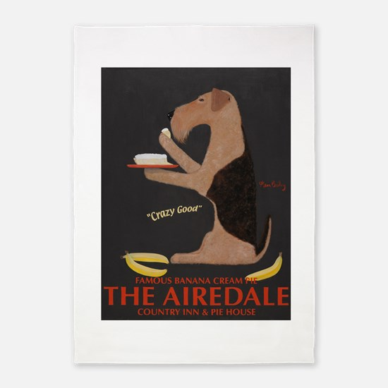 The Airedale 5'x7'Area Rug
