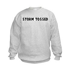 Storm tossed Sweatshirt