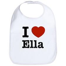 I love Ella Bib