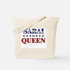 SARAI for queen Tote Bag