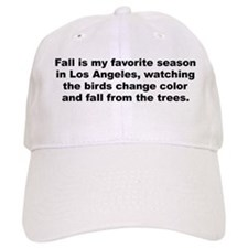 Cool Letterman quotation Baseball Cap