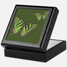 Celtic Swallowtail Keepsake Box