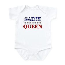 SADIE for queen Infant Bodysuit