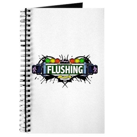 Flushing , Queens NYC (White) Journal