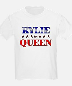 RYLIE for queen T-Shirt