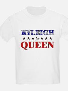 RYLEIGH for queen T-Shirt