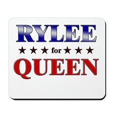 RYLEE for queen Mousepad