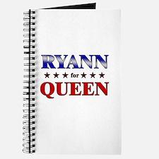 RYANN for queen Journal