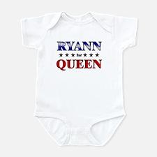 RYANN for queen Infant Bodysuit