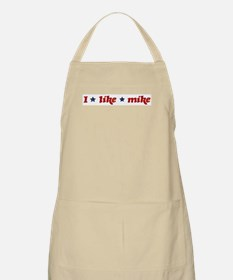 I Like Mike BBQ Apron