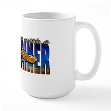 Love My Submariner Gold Mug